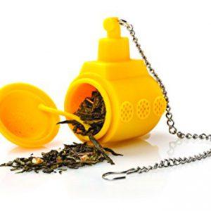 Monkey-Business-Tea-Sub-Infusore-per-T-Silicone-Giallo-0