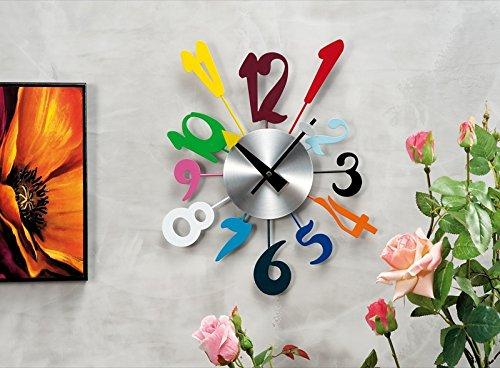 Orologio da muro vintage 33x40cm ideale per cucina e ufficio ...