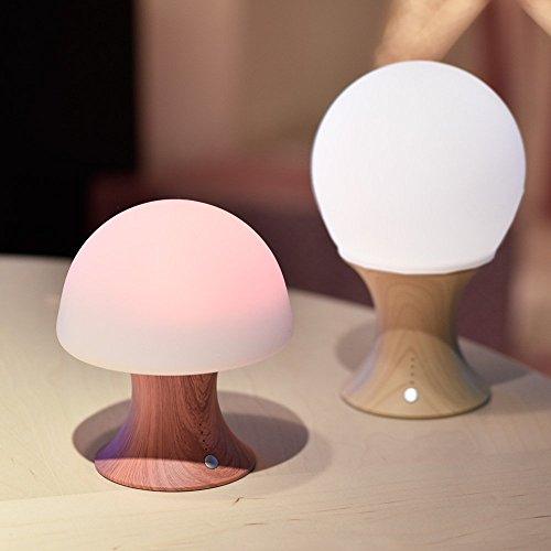 Luce notturna a led fungo per bambini   mukkamu shop