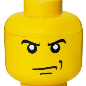 Room-Copenhagen-40310107-Testa-lego-S-Angry-Man-Colore-Giallo-0