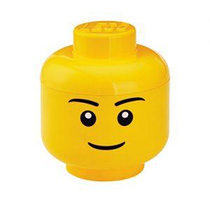 Storage-Head-L-Contenitore-Testa-Large-Uomo-Giallo-0