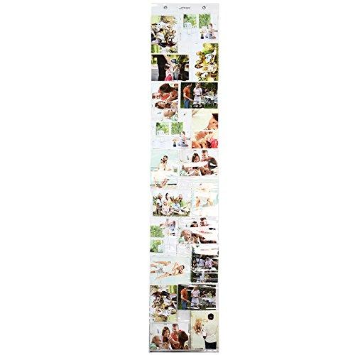 Portafoto da parete portafoto plastica con tasche per foto - Portafoto da parete ikea ...
